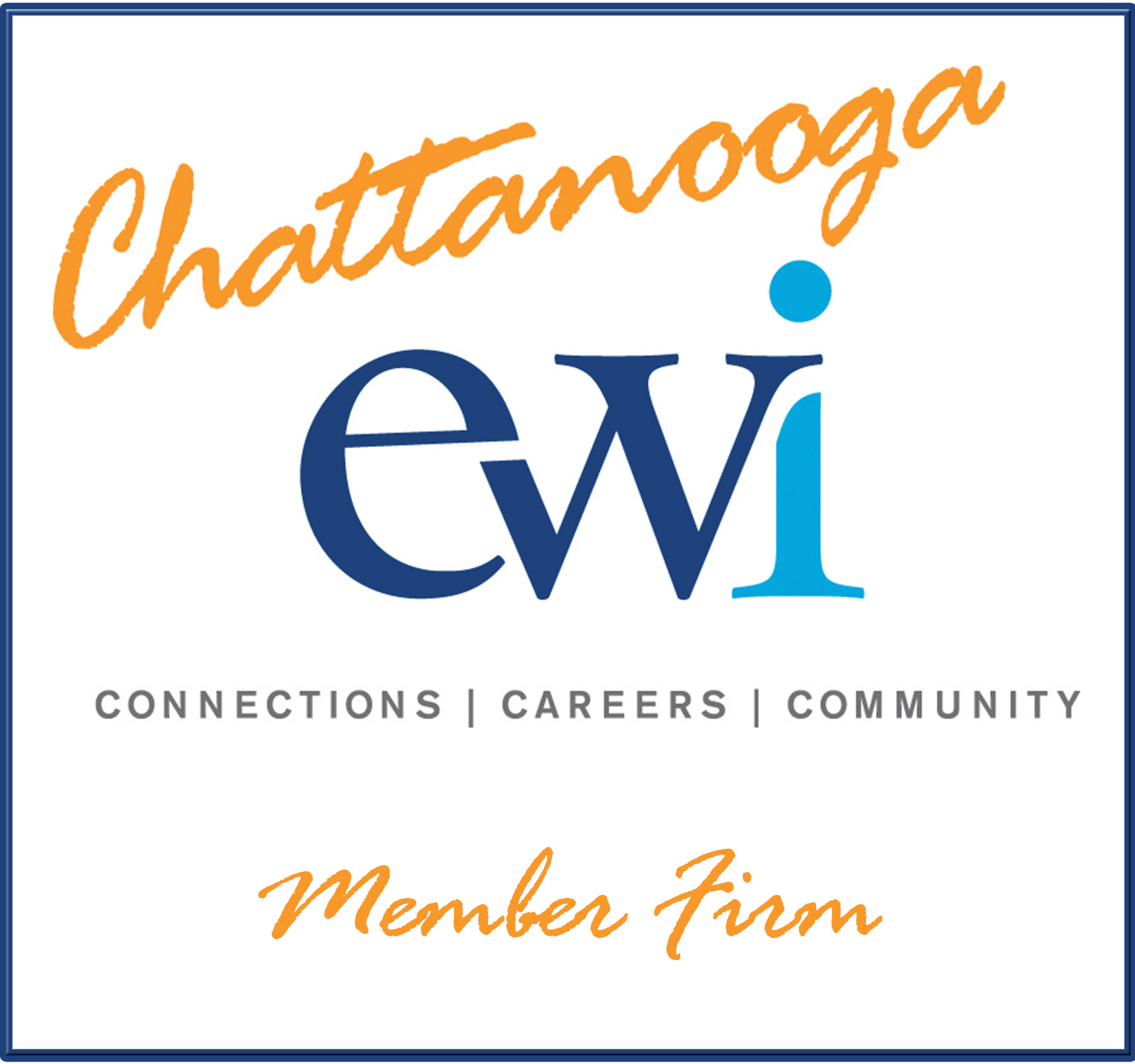 EWI of Chattanooga member firm logo
